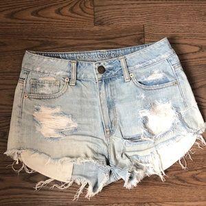 🌼2/$40 American eagle jean shorts